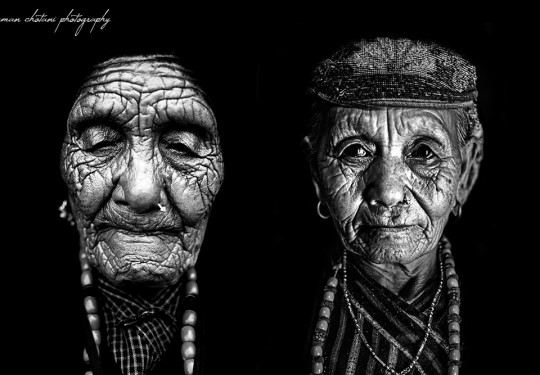 Mother-Daughter ( Nepal )