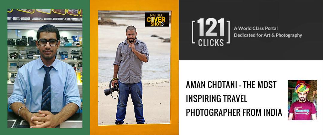 Aman Chotani » My Story